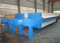 Hydraulic plate and frame Filter Press in DAF pretreatment for seawater RO plant, 2000L 1250 Mm Plate Size