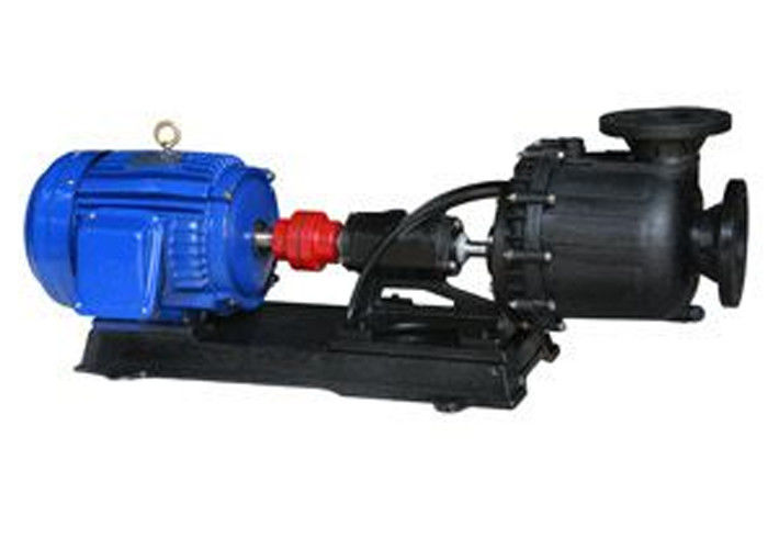 "Parallel Axial Self Priming Pump Chemical Filtration Systems PVDF 3"" Port 7.5HP"