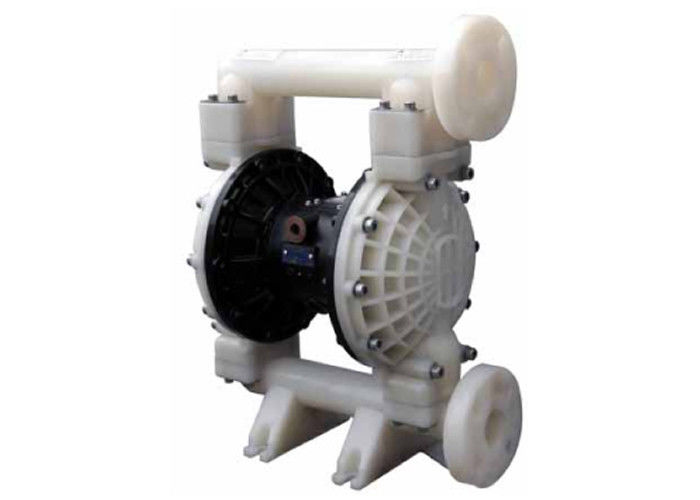 Polypropylene air-operated diaphragm transfer pumps for hazadous cleaning 90gpm